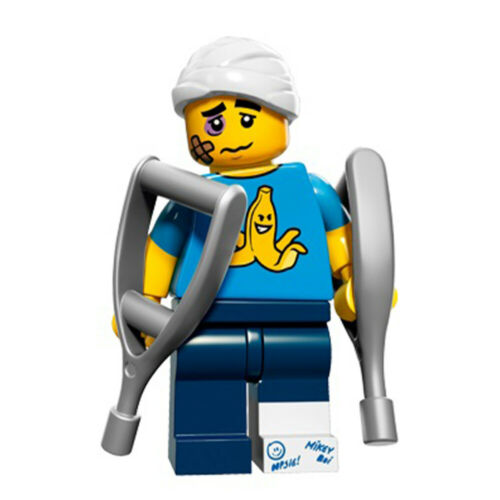 Clumsy Guy Lego Minifigures Series 15 71011