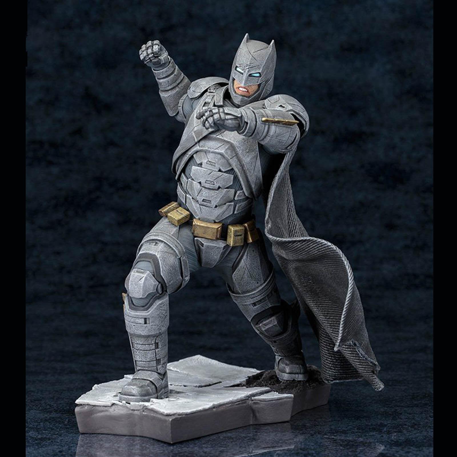 Kotobukiya Batman Vs Superman Batman ArtFX Statue Figure NEW Collectibles Armor