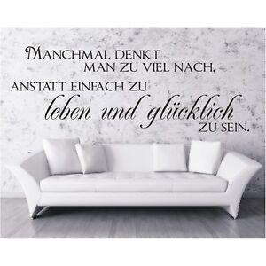 Wandtattoo-Spruch-leben-und-gluecklich-Wandsticker-Wandaufkleber-Aufkleber-1