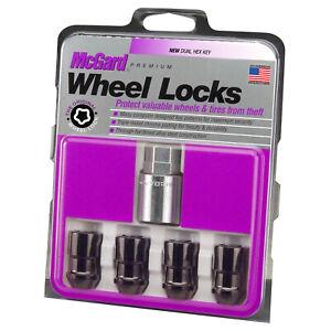 McGard-24026-Black-M12x1-50-Bulge-Acorn-Cone-Seat-Lug-Nuts
