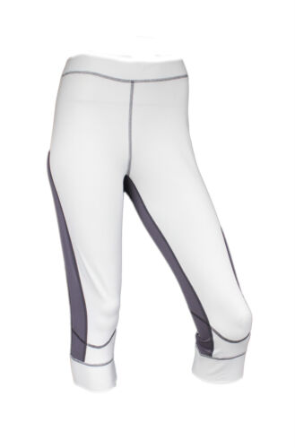 NEW Peak Performance Womens White Base Layer Short John Sports Outdoors RRP £45
