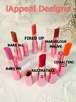 Avon Mark All Butter Now Lipstick Treat Buttery Smooth 6 Colors Choose Yours
