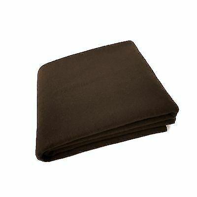 Ektos 80 Wool Blanket Brown Light And Warm 3 7 Lbs Large