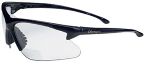 Olympic 30.06 Reading Safety Glasses ANSI Approved FAST SHIP! Bi Focal