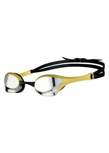 SILVER//GOLD OCCHIALINO COBRA ULTRA SWIPE MIRROR ARENA 002507-530