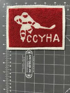 Vintage Youth Hockey Patch