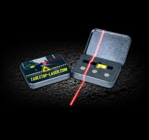 Tabletop Laser Linienlaser Positionierlaser Sichtlinienlaser Strichlaser in Box