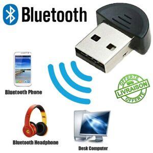 Mini-USB-Bluetooth-2-0-Adaptateur-Cle-Dongle-EDR-PC-Ordinateur-Sans-Fil-Windows