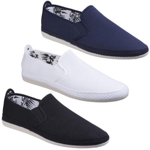 Enfiler Chaussures Riviera Espadrilles Été Rythmique Orla Toile Flossy À Tennis a840xqwC