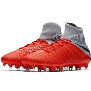 Details about Nike Hypervenom 3 Elite DF FG YOUTH Soccer Cleats AJ3791 600 MSRP $175