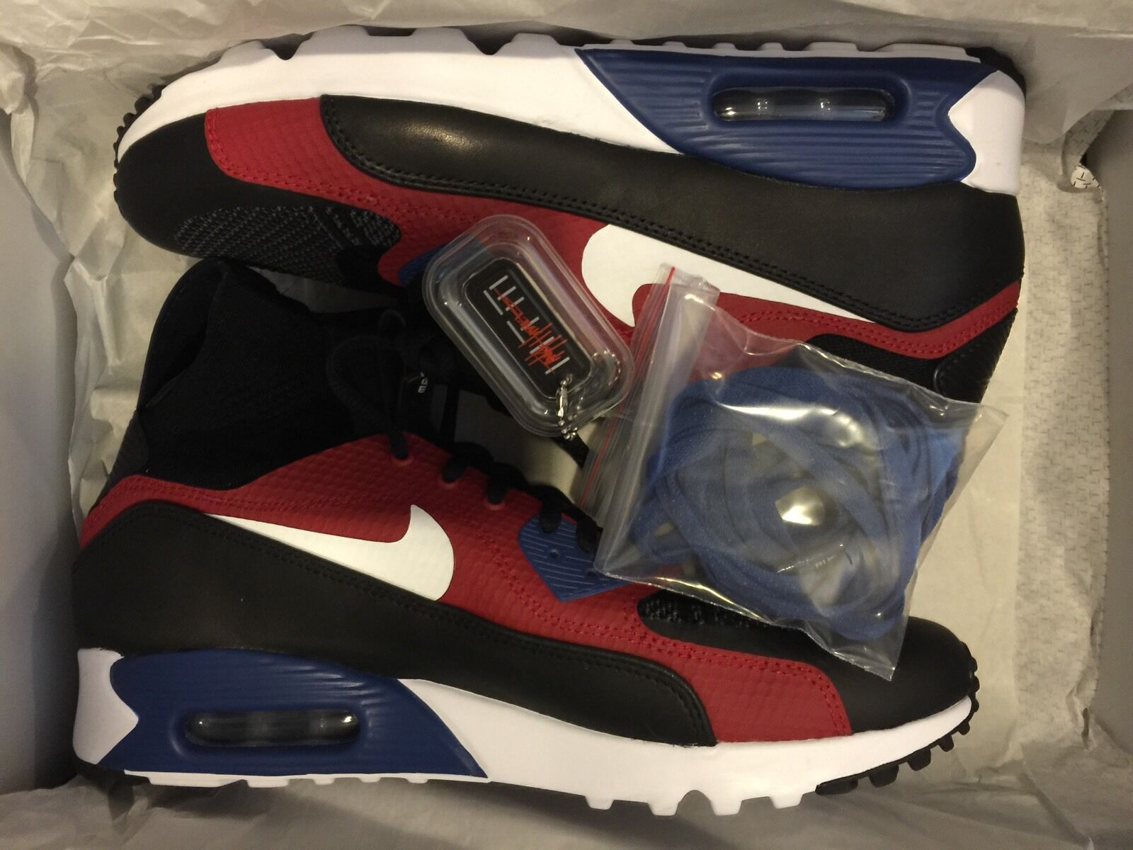 the latest a8d2a 931f0 Nike Air Max 90 Ultra Superfly T, Tinker Tinker Tinker Hatfield, Size 9.5  Sold