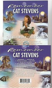 CAT-STEVENS-remember-the-best-of-ultimate-collection-CD-ALBUM