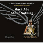Much Ado About Nothing by William Shakespeare (CD-Audio, 2006)
