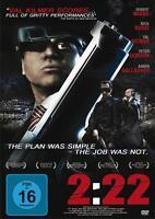2:22 - Explosiver Film Noir - DVD!  Robert Miano, Val Kilmer