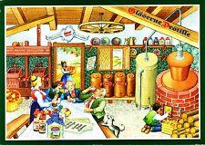 """Böbrach bei Bodenmais , """"Gläserne Destille"""", Ansichtskarte , 1996 gelaufen"""