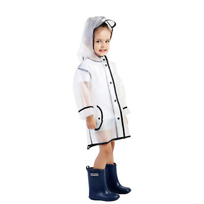 Peppa Pig Regenjacke Poncho Kinderponcho Kinderregenjacke Regenmantel Kinderjacke 2 Jahre
