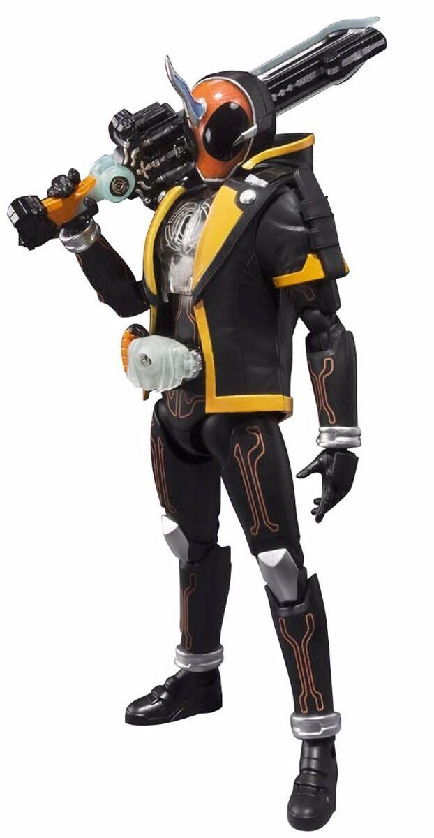 S.H.Figuarts Masked Kamen Rider GHOST ORE DAMASHII Action Figure BANDAI NEW F/S