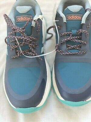 New adidas women's Response Trail X Running Shoes Size 7M Trace Blue   eBay
