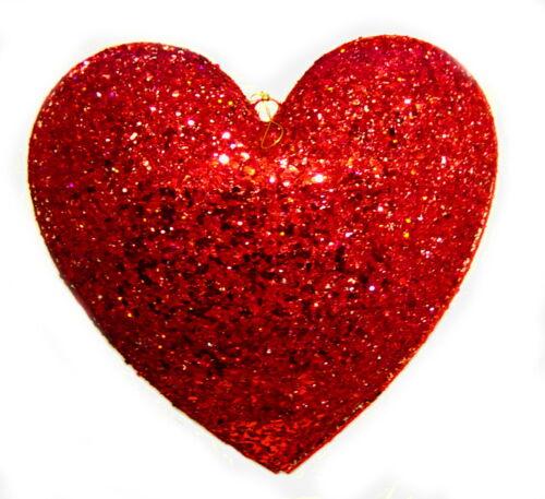 Herz rot o45cm,