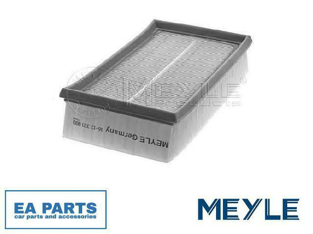 Air Filter for NISSAN RENAULT MEYLE 16-12 321 0009
