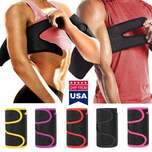 Women Arm Trimmers Sauna Sweat Band Sauna Effect Slimmer Anti Cellulite Shaper