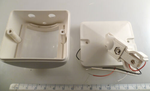 PIR Motion Detector Plastic Housing Kit Junction Box Bracket etc MBF022X