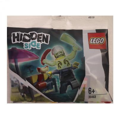 Lego Hidden Side Chef Enzo's Haunted Hotdogs 2020 30463 Sealed Polybag