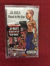 Ja Rule: Blood in My Eye  Audio Cassette Tape Sealed Brand New Rare Free Ship