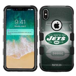 for-Apple-iPhone-X-Ten-Armor-Impact-Hybrid-Cover-Case-New-York-Jets-BG