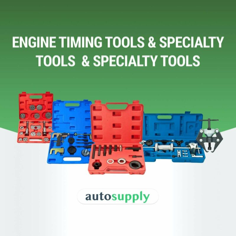 Supplier of Engine Timing, Specialty, Pullers, Separators & Brake, Clutch Tools