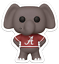 Alabama-Crimson-Tide-034-Big-Al-034-Mascot-Bobblehead-Type-Elephant-Magnet thumbnail 2