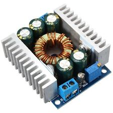 300W DC-DC 12V/24V To 19V/48V/60V High Power Adjust Step-up Module With Shell