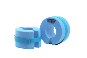 Resistance Swim AQUATIC CUFF Water Aerobics Running Aqua Exercise PAIR