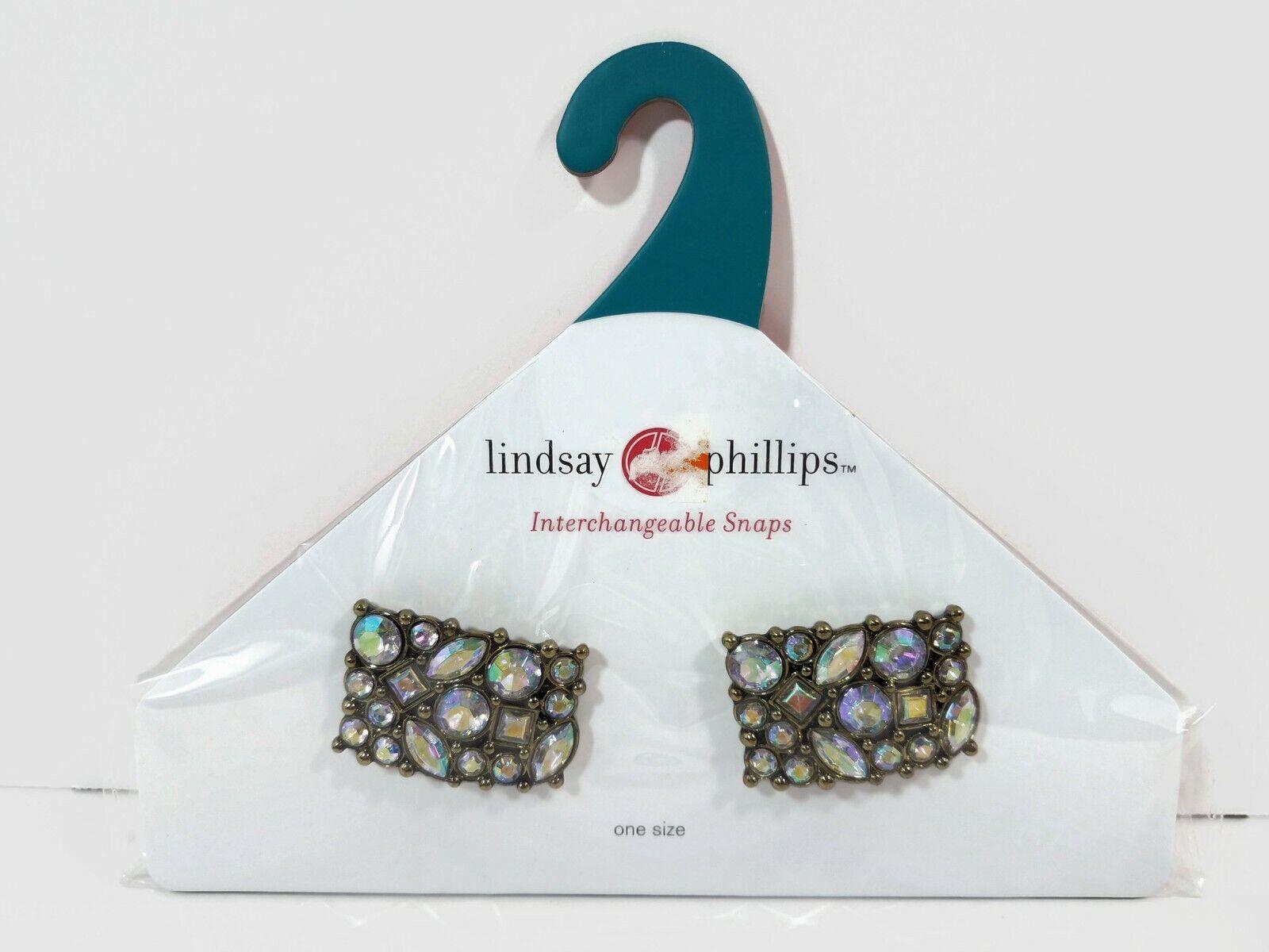 Lindsay Phillips Snaps Shoe Jewelry BLAIR Switchflops