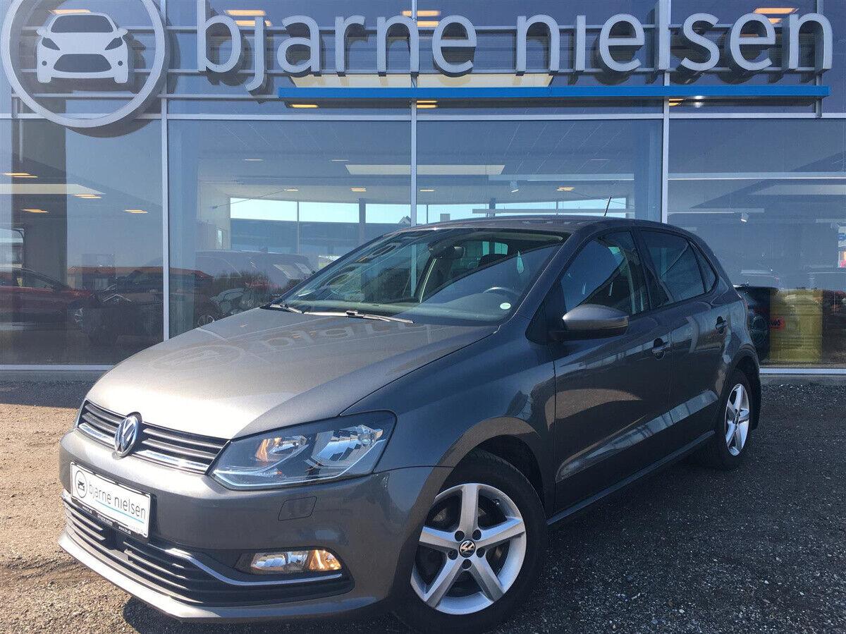 VW Polo Billede 2