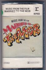 MARRIED TO THE MOB - MUSIC FROM THE FILM MC REPRISE AUDIO KASSETTE TAPE NEU!