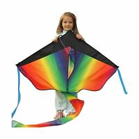 Huge Rainbow Kite For Kids - One Of The Best Selling Toys For O... Free Shipping