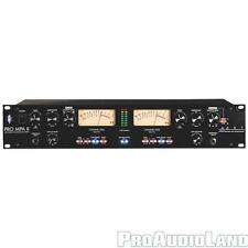 ART Pro MPA-II Two Channel Microphone Preamp NEW