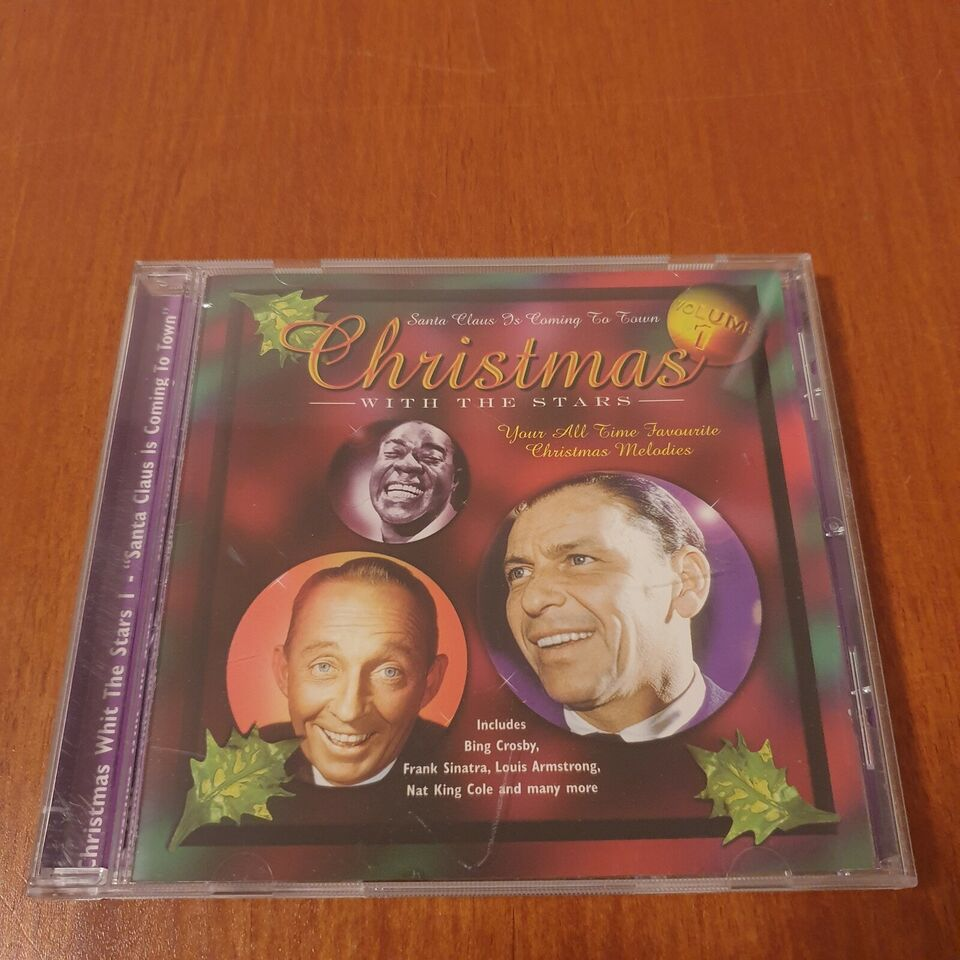 Diverse Kunstnere: Christmas With The Stars - Volume 1,