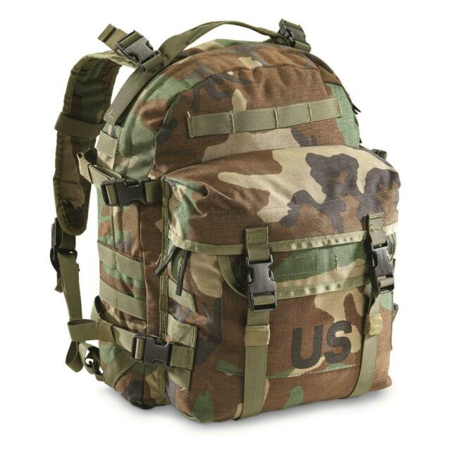 Military Tactical Backpack Large Army 3