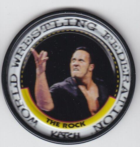 Pick the medallions you want DIVAS /& SUPERSTARS 1999 WWF WWE KATCH MEDALLIONS