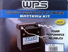 Honda CB400F CB-1 CBR600F F2 F3 F4 WPS 12V Heavy Duty SEALED Battery #49-2269