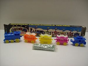 Image Is Loading Vintage JOY Circus 5 Train Candle Holder For