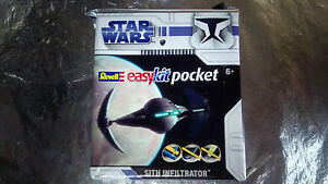 * Revell Easykit Pocket 06728 Star Wars-sith Infiltrator-afficher Le Titre D'origine RéTréCissable