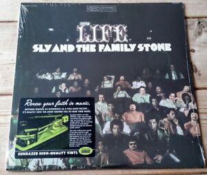 Sly-amp-The-Family-Stone-Life-2007-remastered-Vinyl-Record-Album-New