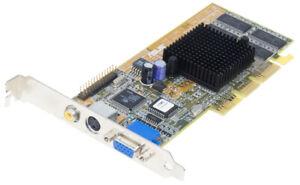 ASUS Nvidia GEFORCE2 MX AGP 32MB Sdr AGP-V7100 Carte Graphique