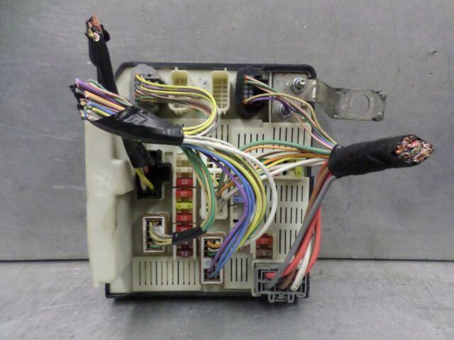 Renault Megane Scenic Mk2 Under Bonnet Engine Bay Fuse Box USM 8200481866 G  for saleeBay