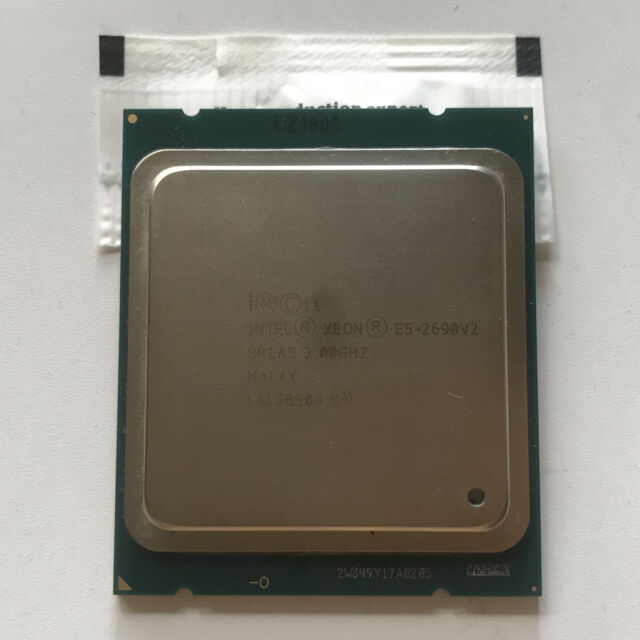 Intel Xeon E5-2690 V2 3GHz Ten Core 25M Processor Socket 2011 115W CPU SR1A5