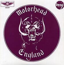 """Motorhead - Leaving Here / White Line Fever 7"""" SWEDEN SLEEVE WHITE WAX Motörhead"""