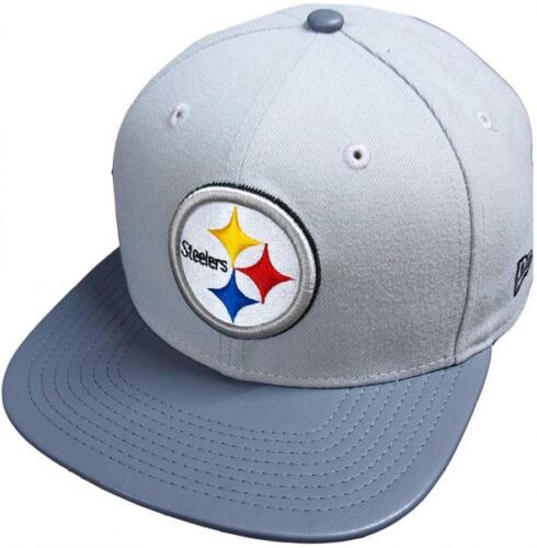 New Era Pittsburgh Steelers Grey Storm 9fifty 950 Snapback Cap Limited Edition